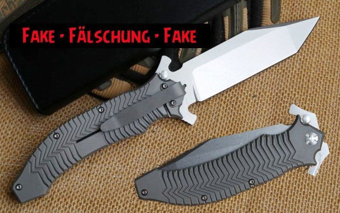 Fake Knives: Darrel Ralph AXD