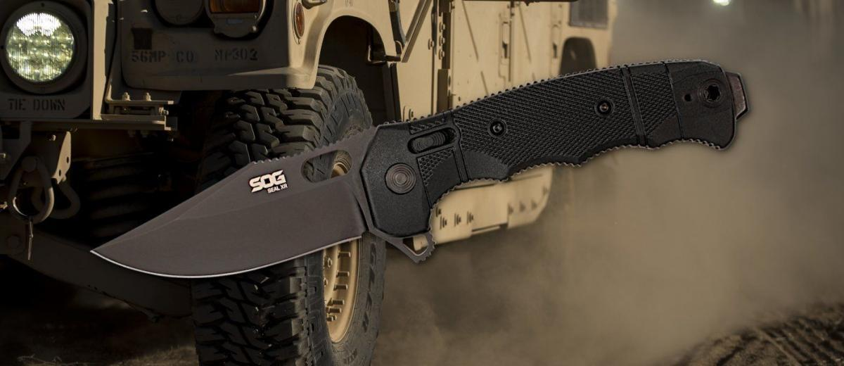 SOG Seal XR Review