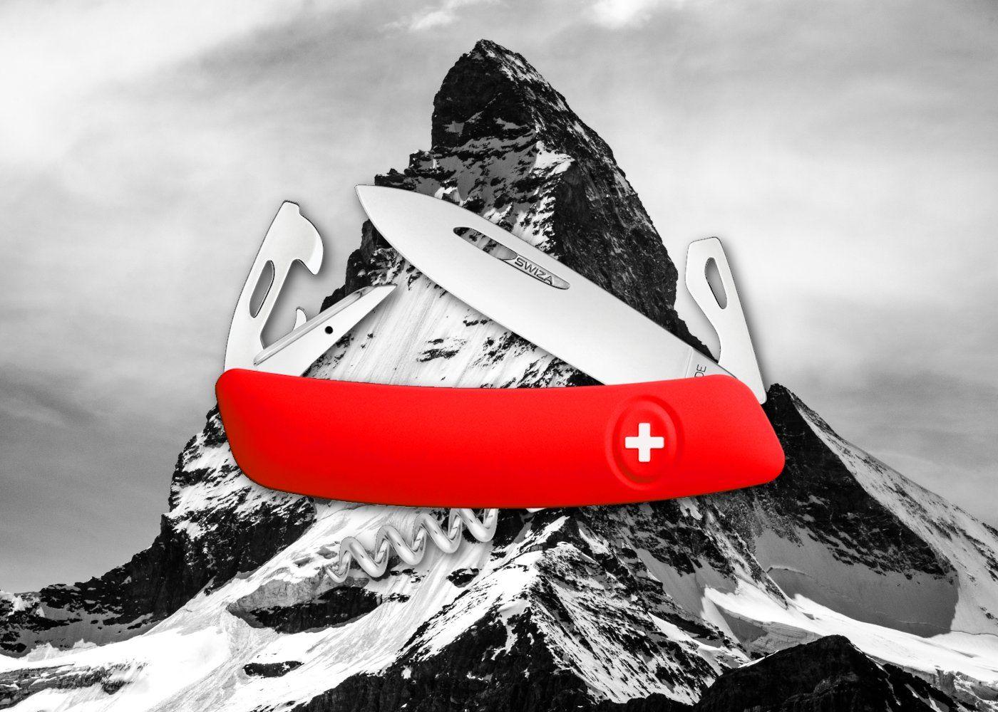 Swiza - Schweizer Taschenmesser