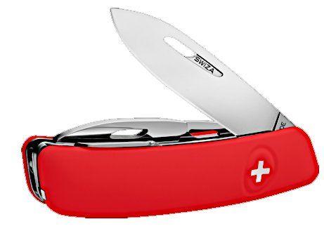 Swiza D3 Schweizer Taschenmesser