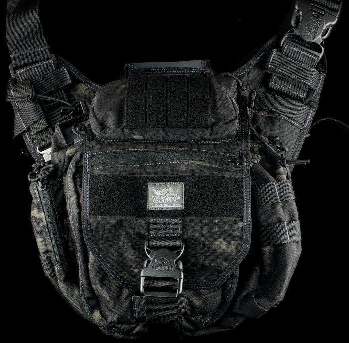 Vanquest Mobius 2.0 VPacker Gear Bag