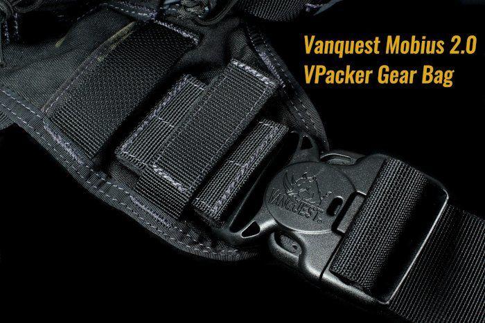Vanquest Mobius 2.0 VPacker Gear Bag - Qualität und Verarbeitung