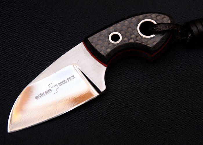 Vergleichstest 12 Neck Knives - Teil 1 2
