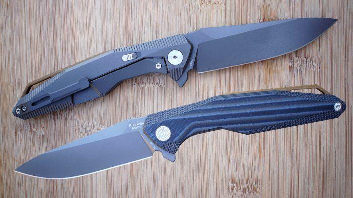 Vergleichstest 2018: Rikeknives RK801