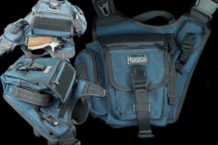 Vergleichstest Gear Bags - Maxpedition Fatboy