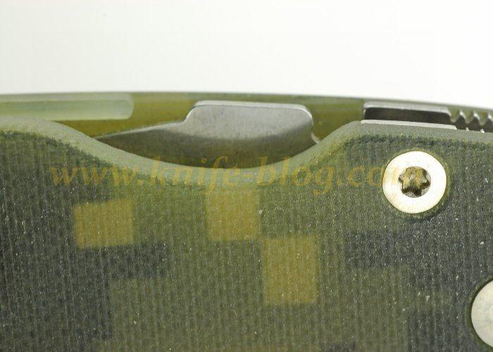 Original Spyderco Paramilitary 2 Compression Lock