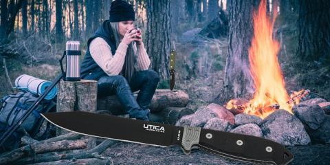 Utica Cutlery Outdoor-Messer