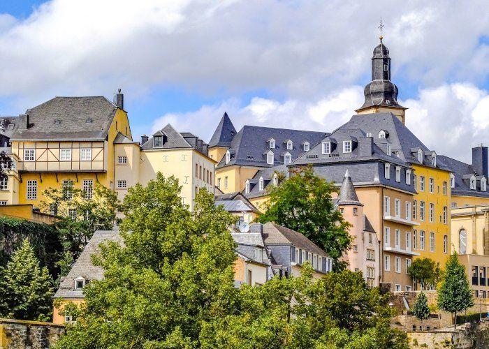 Luxemburg, Oberstadt