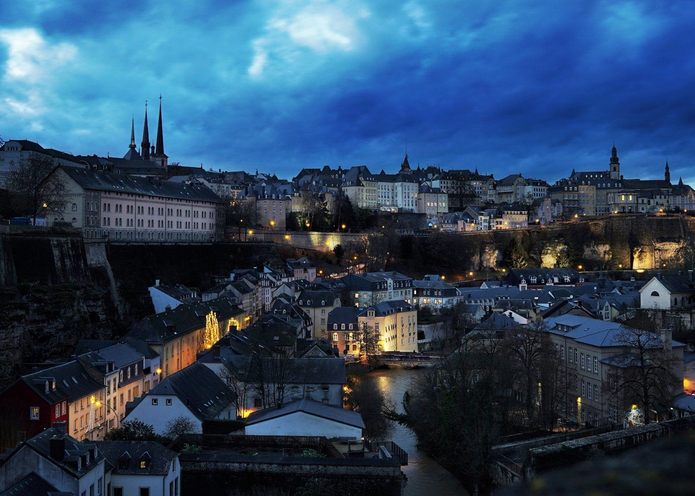 Waffengesetz für Messer in Luxemburg