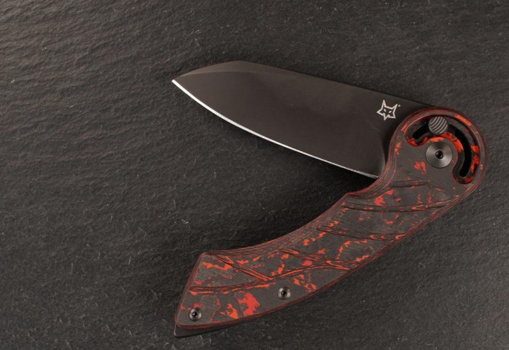 Fox Knives Radius, Technische Daten