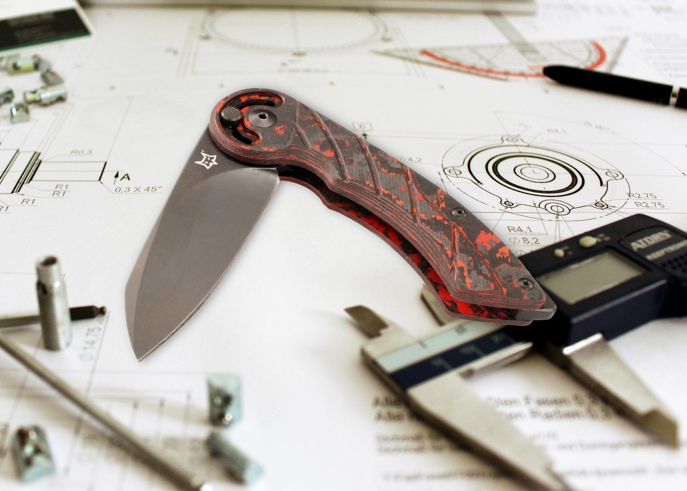 Fox Knives Radius