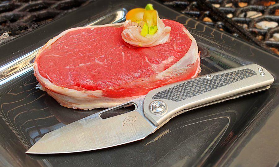 Liong Mah - K.U.F. V2 usable Kitchen Knife