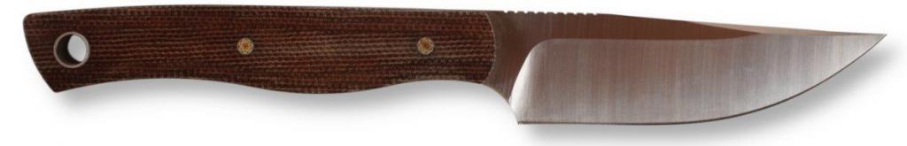 Vergleichstest 2021 - Fixed Blades bis 12 cm Klingenlänge - Heidi Blacksmith No. 1