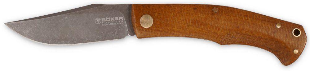 Boxer EDC von Raphael Durand, M390 Klinge