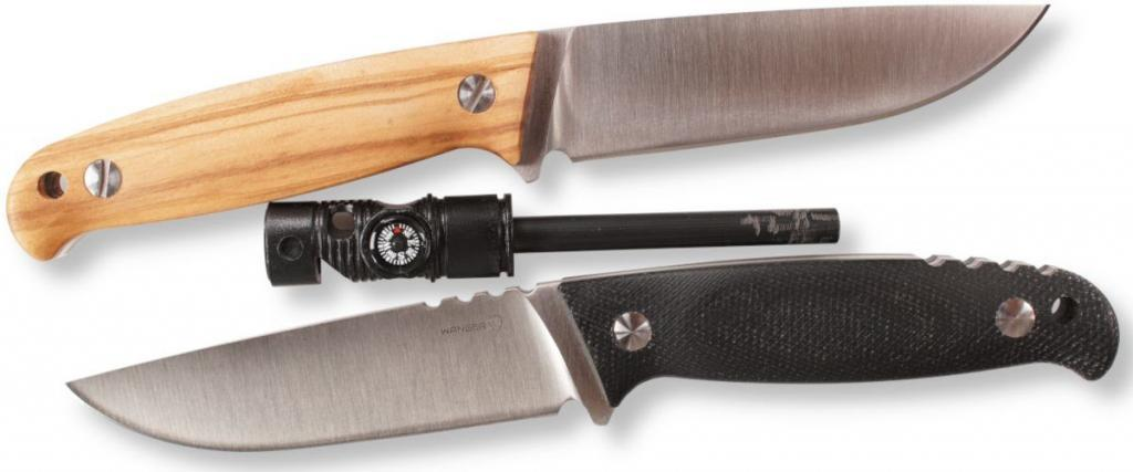 Vergleichstest 2021 - Fixed Blades bis 12 cm Klingenlänge - Wanger WOC II