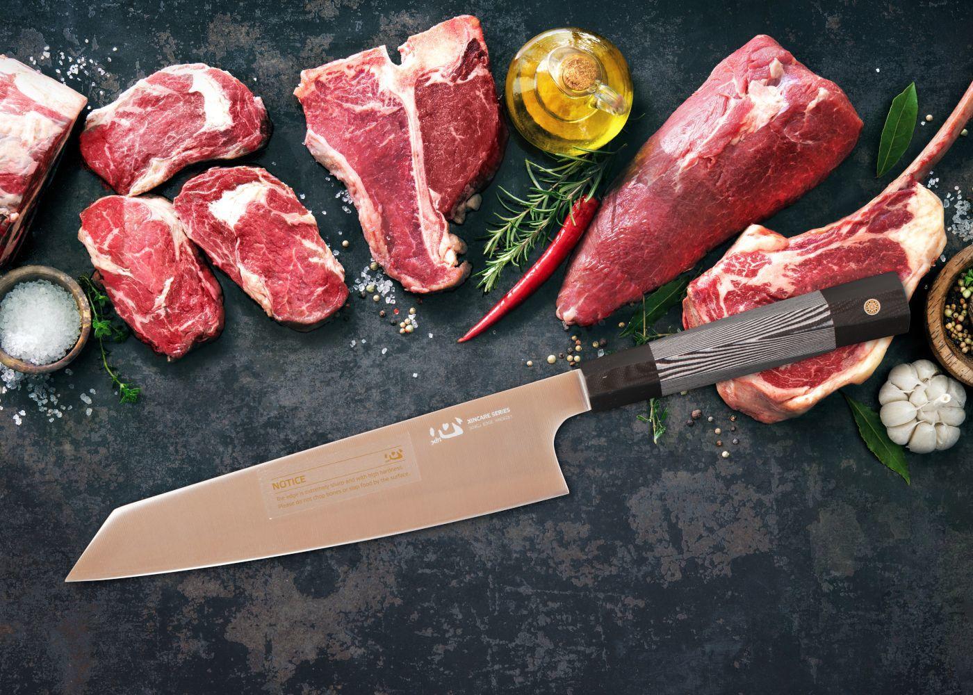 XinCare Gyuto von Xin Cutlery mit Composite Klinge