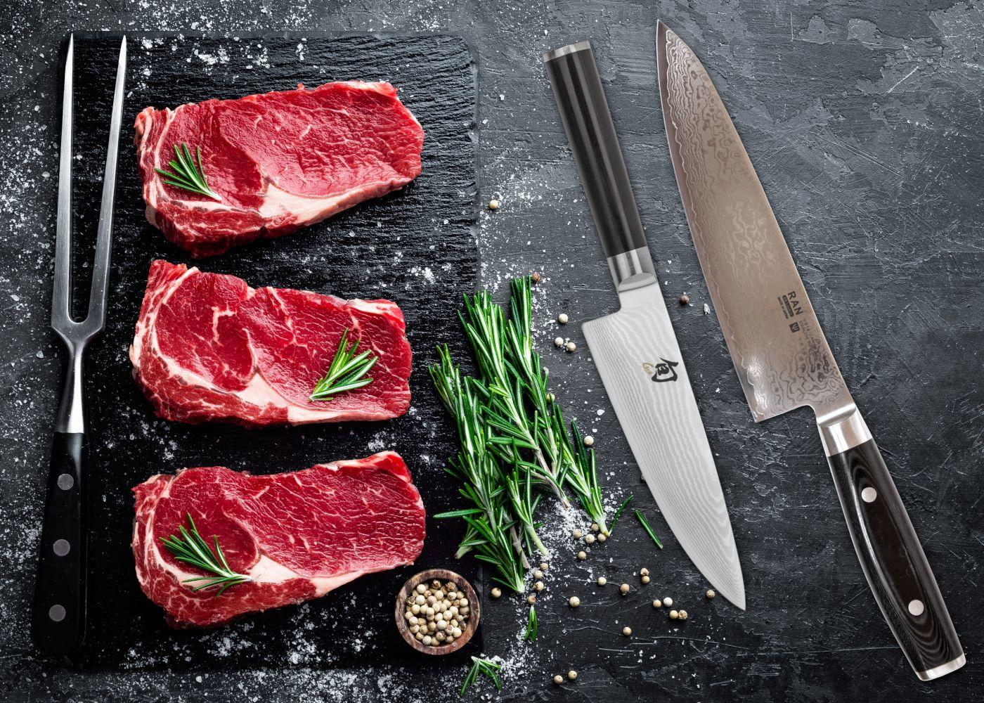 Test 2021 - Preiswerte Kochmesser