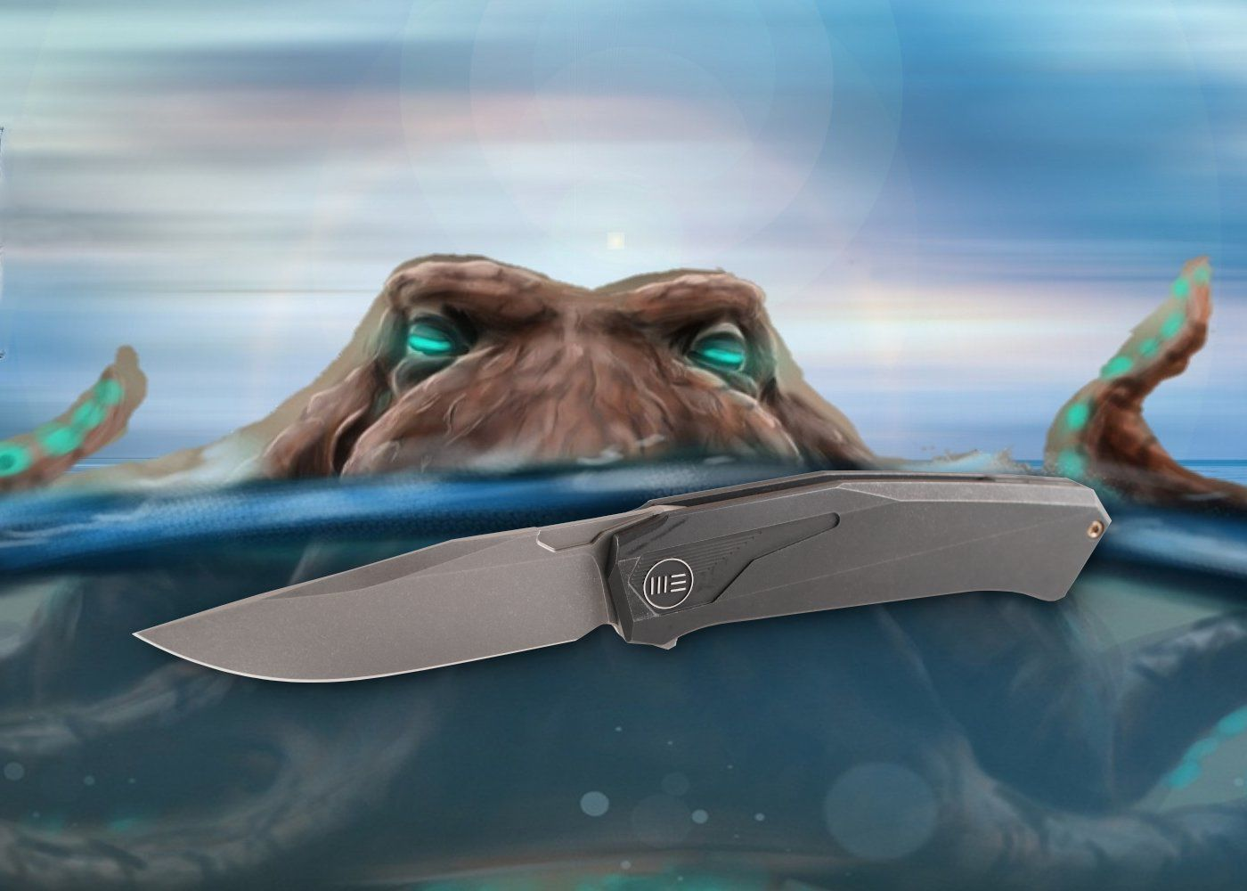 WE Knife Gava - Kooperation mit Rafal Brzeski