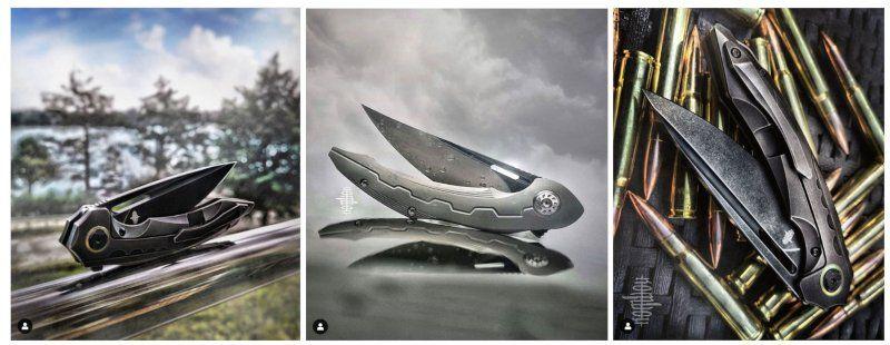 Insta pics by knife designer Grabarski Grzegorz