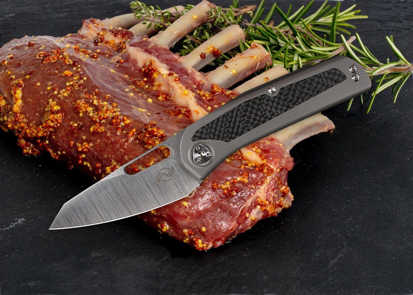 Liong Mah K.U.F. V2 Titan EDC und Küchenmesser
